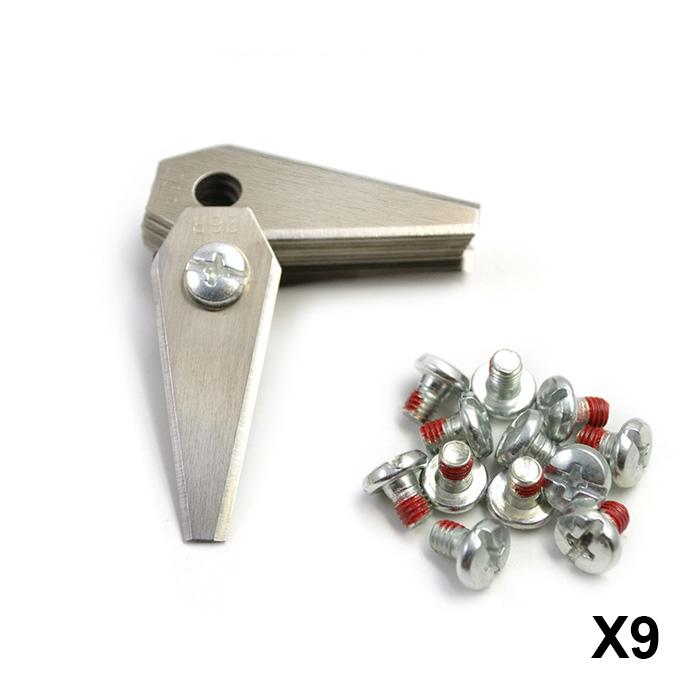 Knive til Bosch Indego robotplæneklipper